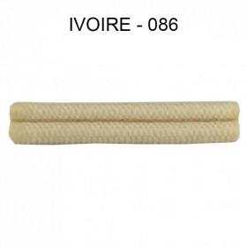 Double passepoil étroit 8 mm 43 IDF - Ivoire 086 à 5,88 €