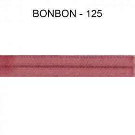 Double passepoil étroit 8 mm 43 IDF - Bonbon 125 - Passementerie