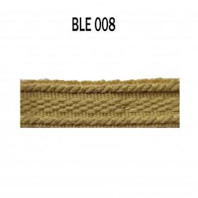 Galon chaînette 15 mm 008 Blé - Passementerie