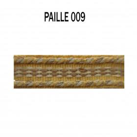 Galon chaînette 15 mm 009 Paille - Passementerie