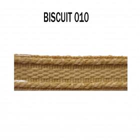 Galon chaînette 15 mm 010 Biscuit - Passementerie