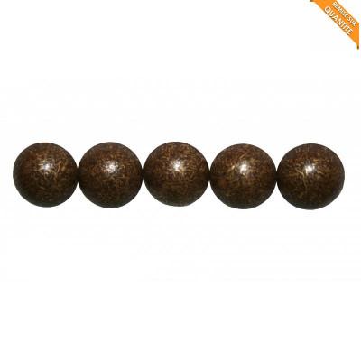 500 Clous tapissier Vieilli Bronze Moyen 18mm