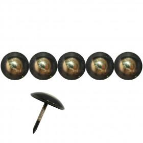 500 Clous tapissier Bronze Renaissance 18 mm - Clous tapissier