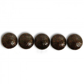 500 Clous tapissiers Prestige Bronze Noir 16 mm - Clous tapissier