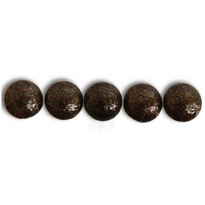 500 Clous tapissiers Prestige Bronze Noir 16 mm