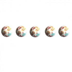 50 Clous tapissiers peints N° 1 16 mm - Clous tapissier