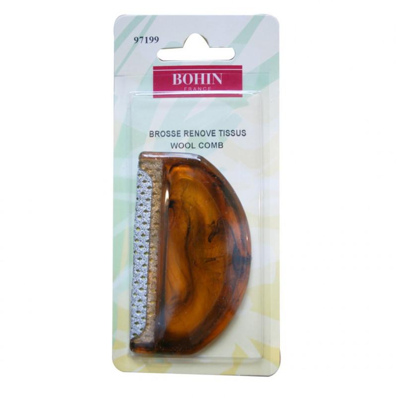 Brosse rénove tissus Bohin - Fournitures tapissier