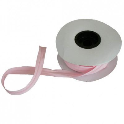 Fermeture à glissière rose 5 mm, les 25 mètres