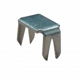 Stoppeur 4mm pour fermeture à glissière - Par 100 - Mercerie