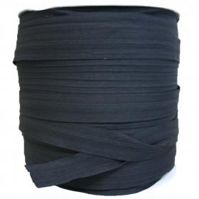 Rouleau Fermeture à glissière 4mm, 200 mètres - Coloris Noir - Mercerie
