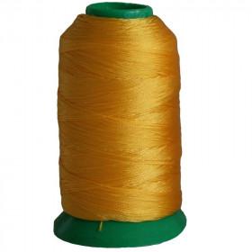 Fusette fil ONYX N°60 - 600 ml - Jaune Vif 3329 - Mercerie
