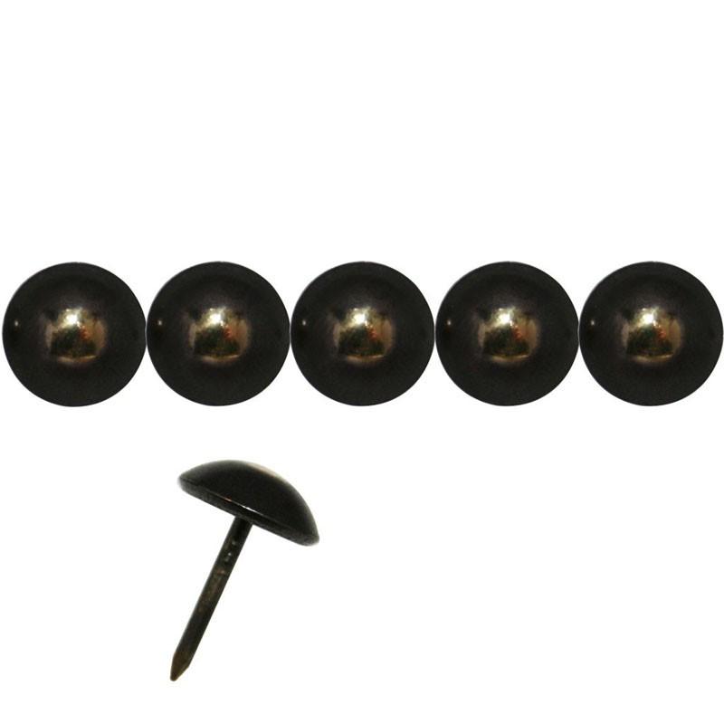 """1000 Clous tapissiers \\""""Ivry\\"""" Bronze Renaissance 11 mm - Clous tapissier"""