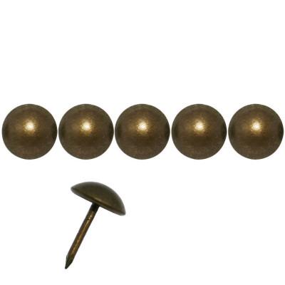 1000 Clous tapissier Façon Antique Perle Fer 11 mm
