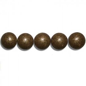 25000 clous tapissiers Carton Bronze Doré 11 mm - Clous tapissier
