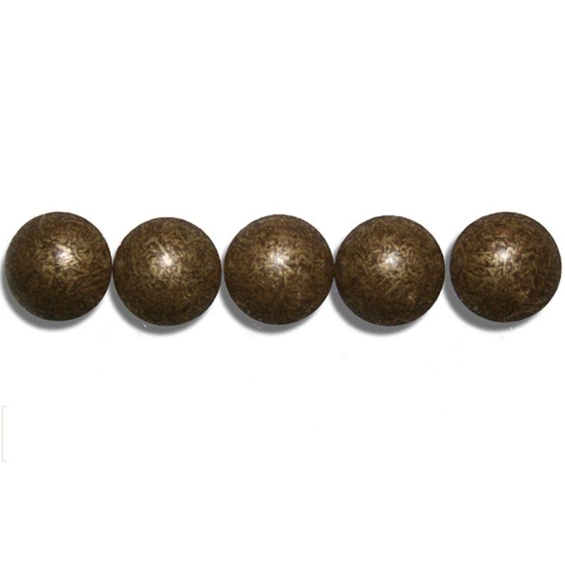 25000 clous tapissiers Bronze Doré 11 mm - Clous tapissier