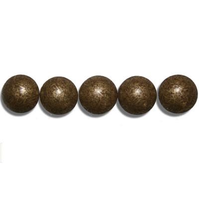 25000 clous tapissier Bronze Doré Perle Fer 11 mm
