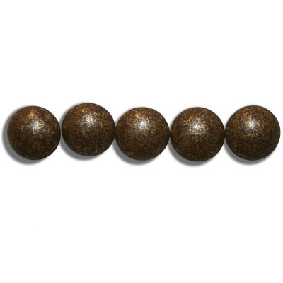 25000 clous tapissier Bronze Vieilli Moyen Perle Fer 11 mm