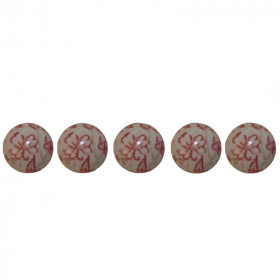 50 Clous tapissiers peints N° 4 16 mm - Clous tapissier