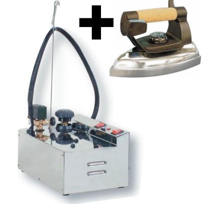 Kit Pro Générateur Vapeur GE 50 + Fer à Repasser - Outils tapissier