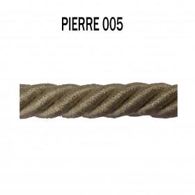 Câblé 8 mm - 005 Pierre - Passementerie