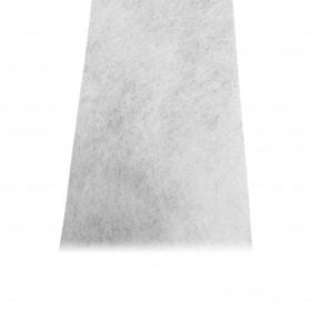 Renfort de tête 98mm blanc à coudre, le mètre - Habillage de la fenêtre