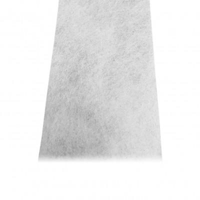 Renfort de tête 98mm blanc à coudre, le mètre