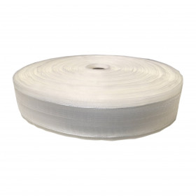 Fronceur plis fix 65 mm blanc, le rouleau de 150 mètres à 137,90 €