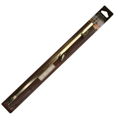 Tringle extensible BUSINESS doré 60 à 100 cm