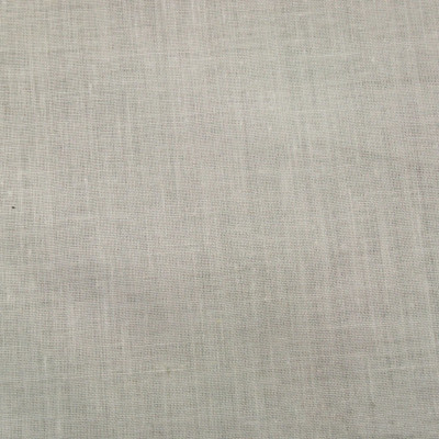 Satinette Polyester / Coton Blanc - Laize 1m50 - Le mètre - Habillage de la fenêtre