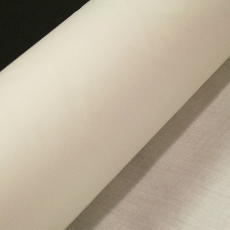 Rouleau Satinette Polyester / Coton - Ecru - 150cm - Habillage de la fenêtre
