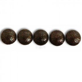 100 Clous tapissiers Prestige Bronze Noir 11 mm - Clous tapissier