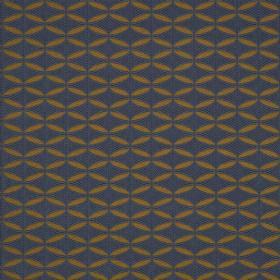 Tissu Nobilis Collection Ellipse - Ocre 144 cm - Tissus ameublement