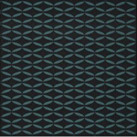 Tissu Nobilis Collection Ellipse - Emeraude 144 cm - Tissus ameublement