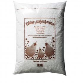 Billes de Polystyrène pour rembourrage pouf - 40L - Fournitures tapissier