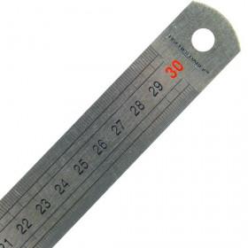 Réglet métallique de 30 cm Vergez Blanchard - Mercerie