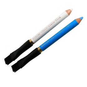 Crayon craie + brosse à 5,90 €