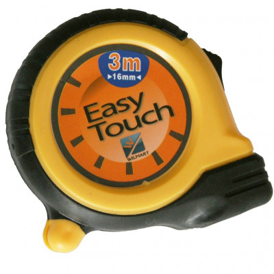 Mètre Easy Touch ruban 16 mm - 3 m