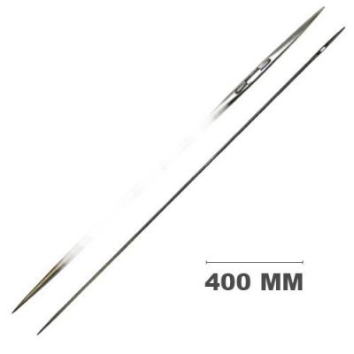 Carrelet droit 2 pointes 400 mm