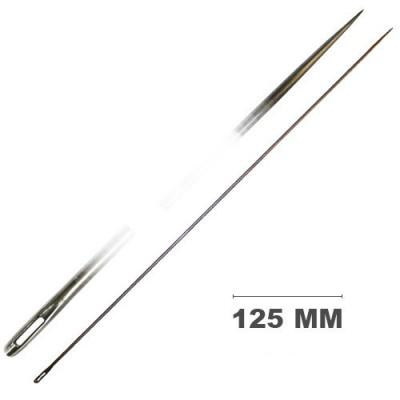 Carrelet droit 1 pointe 125 mm