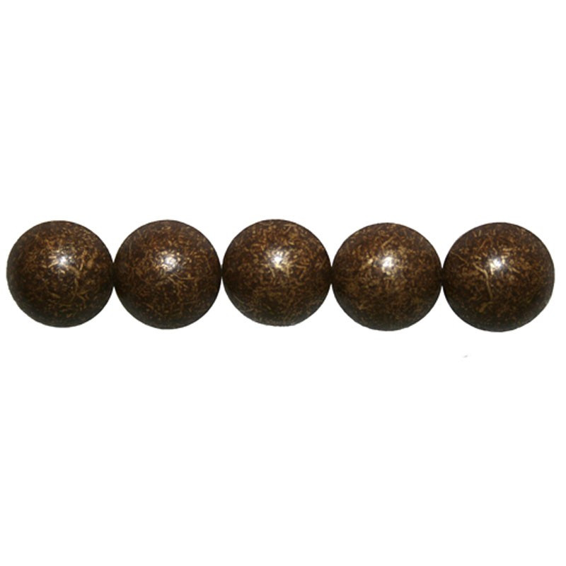 200 Clous tapissiers Vieilli Bronze moyen 14 mm - Clous tapissier