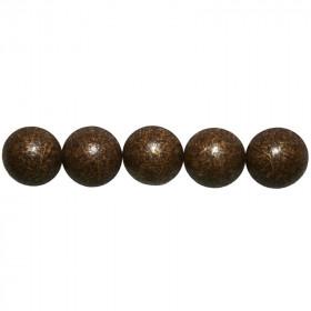50 Clous tapissiers Vieilli Bronze moyen 18 mm - Clous tapissier