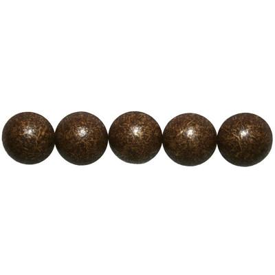 50 Clous tapissiers Vieilli Bronze moyen 18 mm