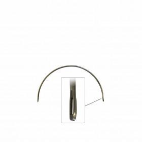 Carrelet courbe pointe ronde 50 mm - John James - Chas intérieur - Outils tapissier