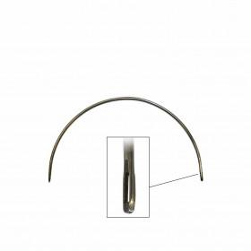 Carrelet courbe pointe ronde 80 mm - John James - Chas intérieur - Outils tapissier