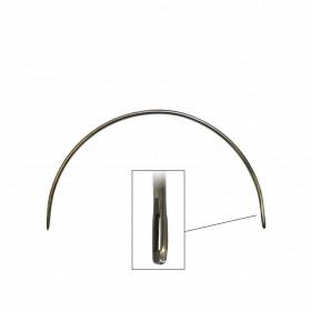 Carrelet courbe pointe ronde 106 mm - John James - Chas intérieur - Outils tapissier