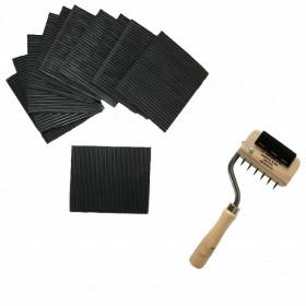 Pièce en caoutchouc pour tendeur de sangle, l'unité - Outils tapissier