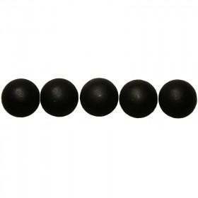 50 Clous tapissiers Noir Mat 16 mm - Clous tapissier