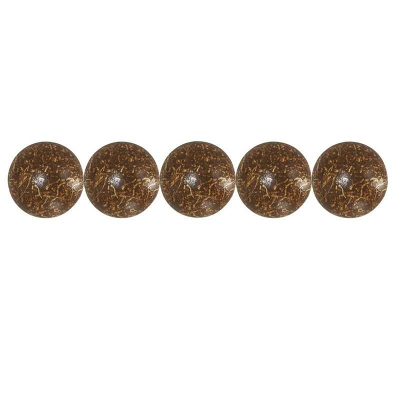 50 Clous tapissiers FAM Bronze doré - 18 mm - Clous tapissier