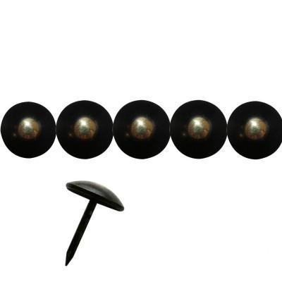 """50 Clous tapissiers \\""""Ivry\\"""" Bronze Renaissance 18 mm - Clous tapissier"""