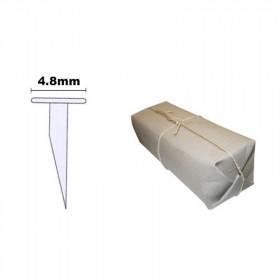 Semences Pique de 09 mm 6/4 les 5 kg - Fournitures tapissier